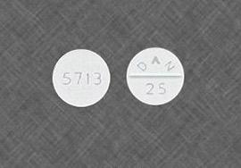 Asendin Amoxapine 50, 100 mg