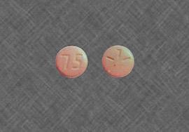 Plavix Clopidogrel 75 mg