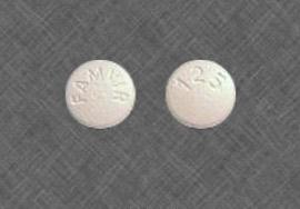 Famvir Famciclovir 500, 250 mg