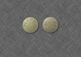 Plendil Felodipine 2,5, 5, 10 mg