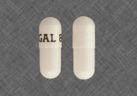 Reminyl Galantamine 4, 8 mg