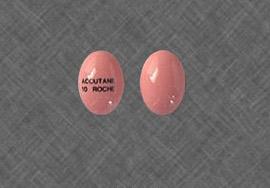 Accutane Isotretinoin 10, 5, 20, 30, 40 mg