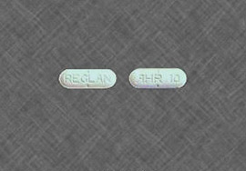 Maxolon Metoclopramide 10 mg