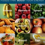 5 ways to improve energy with diet