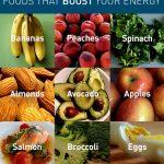 5 ways to improve energy with diet